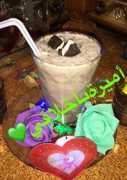 مشروب أوريو المثلج 😋 💚