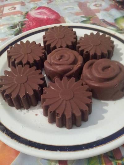 طريقة عمل ترافل شوكولا