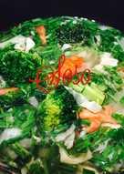 شوربة الخضروات الحارقة