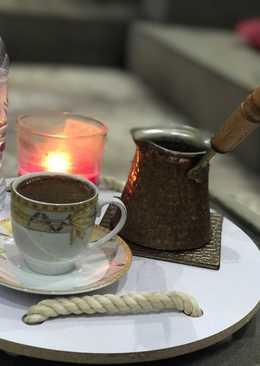 قهوه تركيه لذيذه