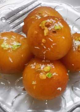 حلويات هندية جولاب جامون
