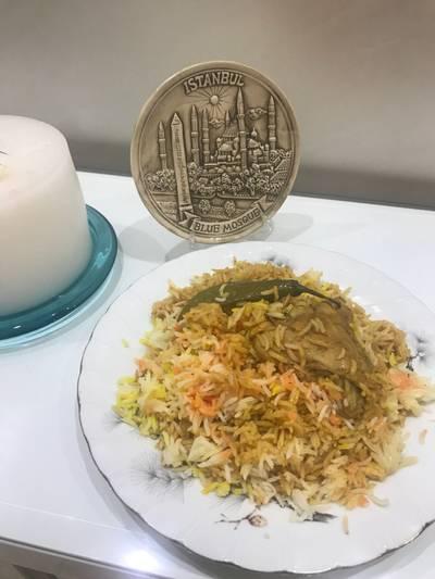 الرز الكابلي😋