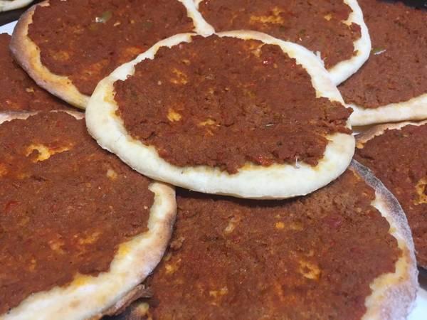 لحم بعجين 😋مذهل الطعم 😋😋