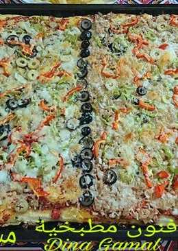 البيتزا العملاقة😉😉