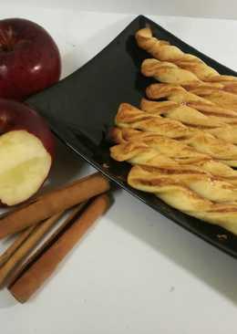 اصابع حلو محشوة مربى التفاح