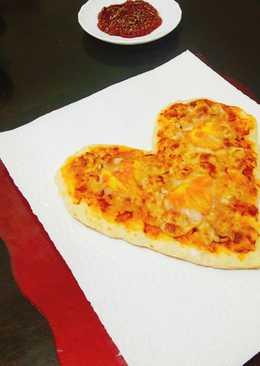 بيتزا المحبة ❤