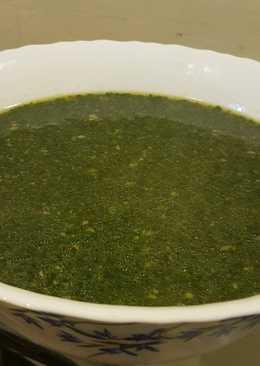 ملوخية خضراء طازجة