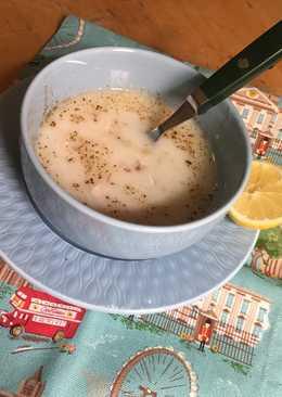 شوربة الدجاج والذره 🍵🌽