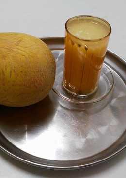 شراب البطيخ الأصفر