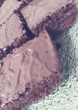 كيك الشوكولاته السوداء😍