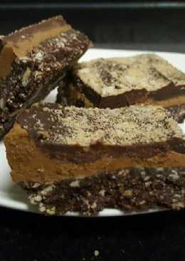 مربعات الشوكولاتة بالموكا 🇨🇦