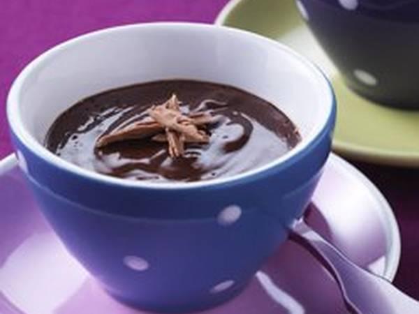 طريقة عمل أكواب شوكولاتة بالكراميل