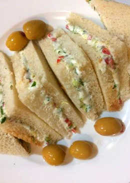 كريم تشيز ساندوتش #مللك ـالجبنة