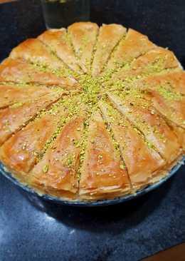 حلويات شرقية # البقلاوة التركية