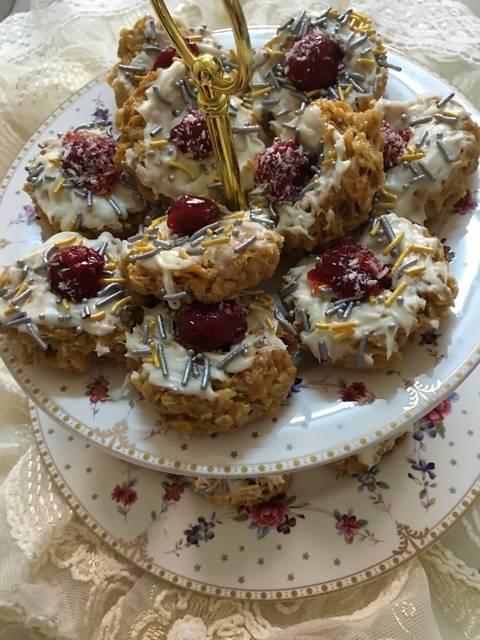 دونات بالمارشميلو حلويات خفيفة وسهلة photo.jpg