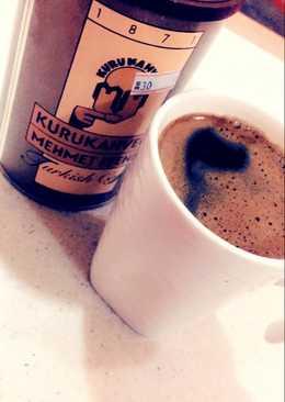 القهوة التركيه
