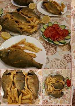 سمك السوبريم التركي