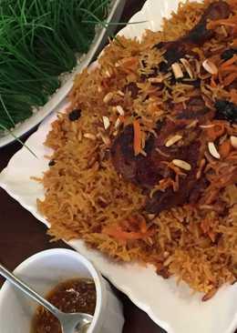 الرز البخاري على الطريقة الحجازيه الأصليه