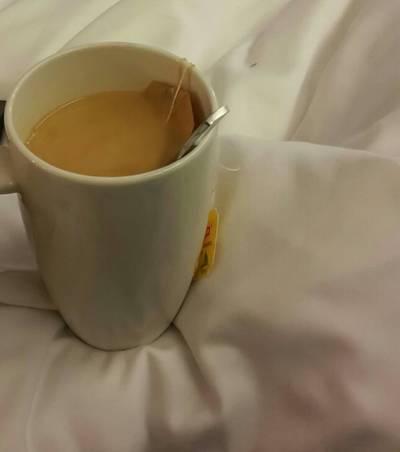 شاي كرك سهل وسريع 💗