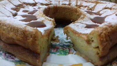 الكيكة السحرية