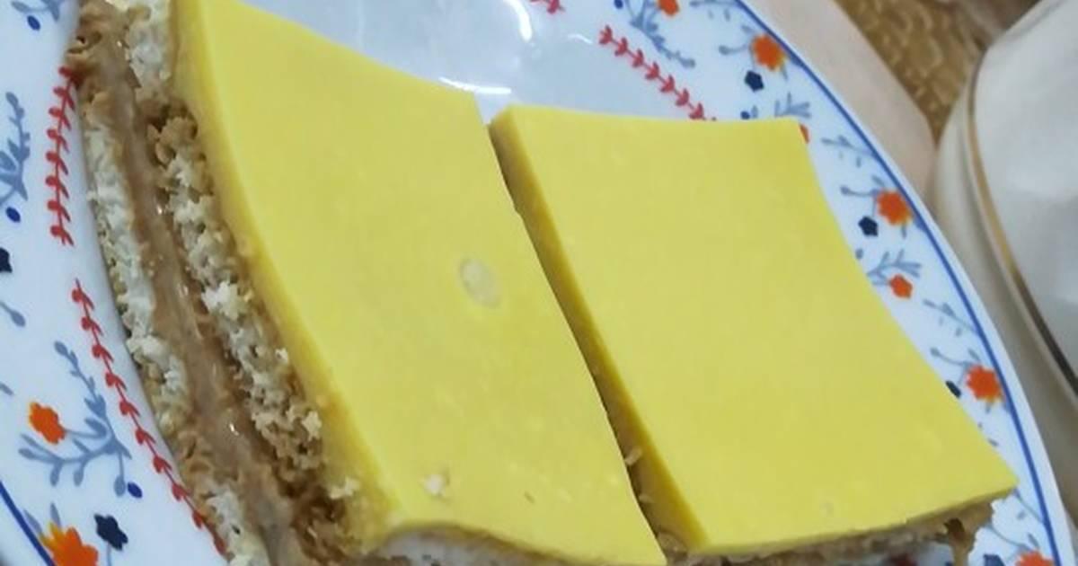حلى الزبادي الاصفر