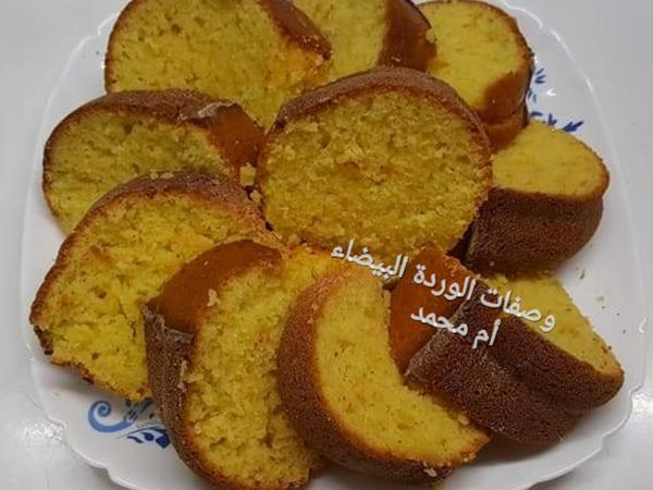 كيكة البرتقال 🍊🍊 الشهية😋