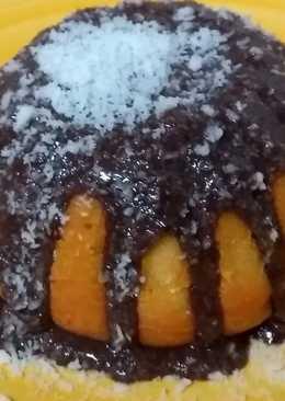 شوكولاتة سائلة كثيفة سريعة لتغطية الحلوى