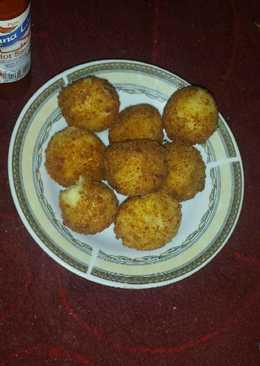كرات البطاطس