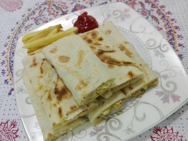 ساندويتشات شاورما