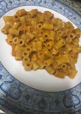 باستا ايطاليه سهله لذيذه جدا