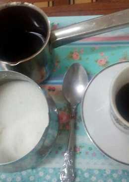قهوة تركية ولااطيب من هيك