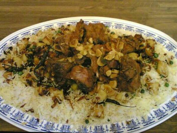 ارز باللحمه