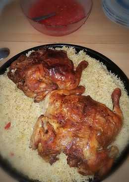الدجاج بالفرن 🍗