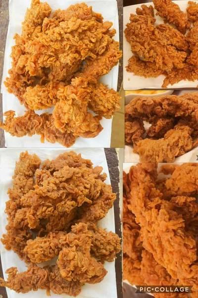 كرسبي دجاج