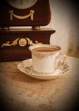 القهوة بالتمر