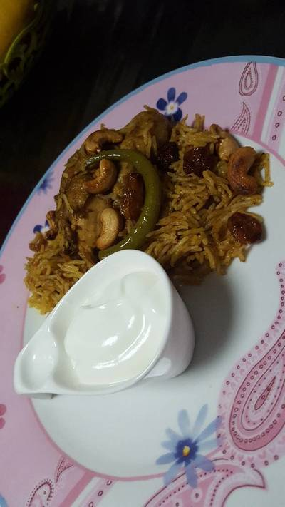 الكبسه السعوديه من مطبخ نانا