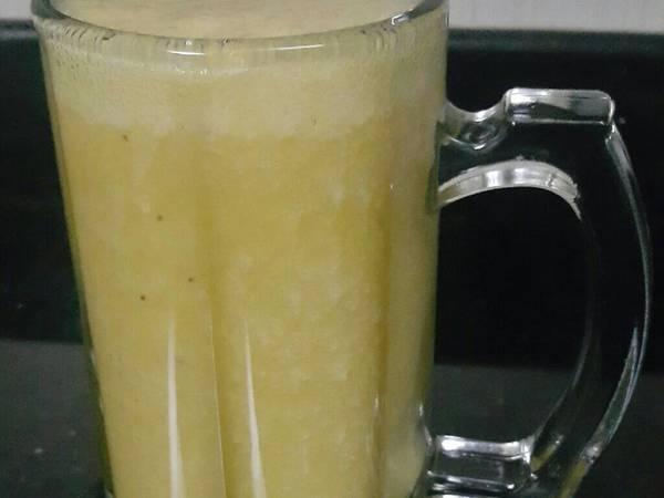عصير موز وبرتقال كتييير لذيذ