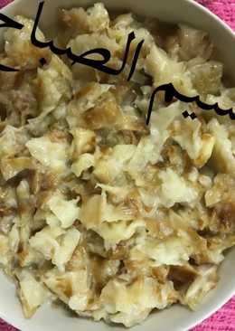 # اكلات للسحور جلاش بالعسل سهل ولذيذ