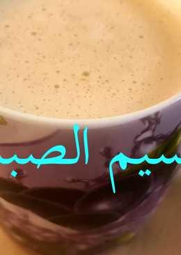 شاي مع نسكافيه