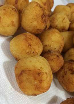 كرات البطاطس الصغيرة