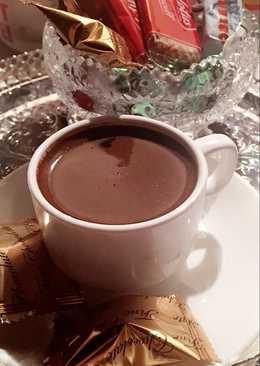 القهوة التركية مخمخة