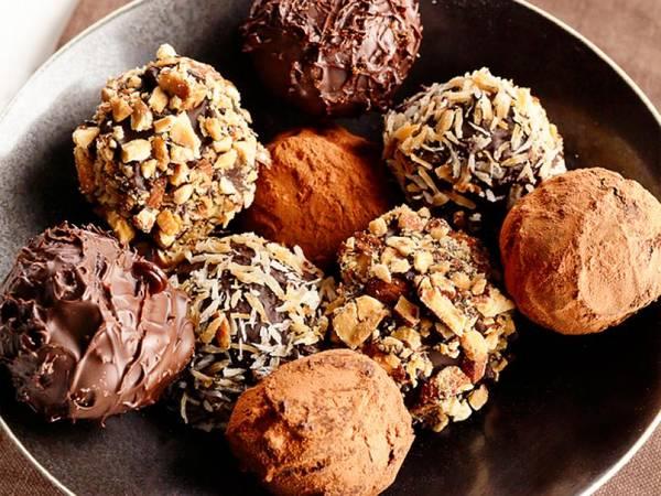 لفائف الشوكولاته اللينة مع نستله