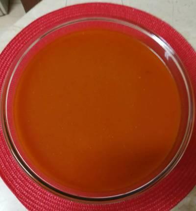 شوربة المحاشي بصلصة الطماطم #موسم_الطماطم