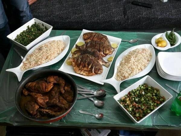 فكزة اليوم بالفطور رح تكون السمك 🐟🐟