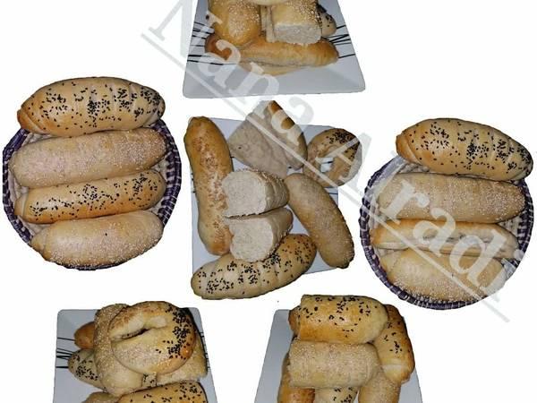 الخبز المنزلى