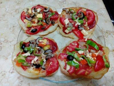 بيتزا الطاسه