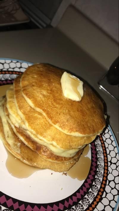 Pancake بان كيك