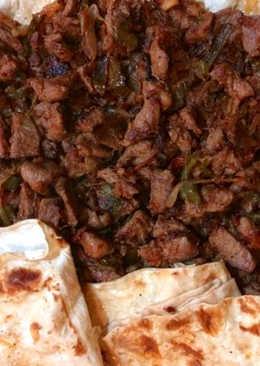 صاجية اللحم