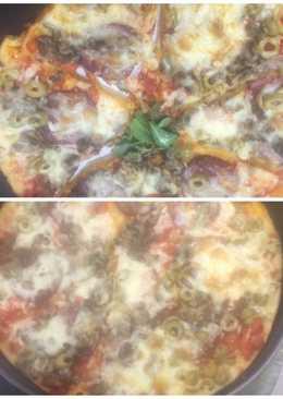 بيتزا سوبريم بيتوتيه 😜