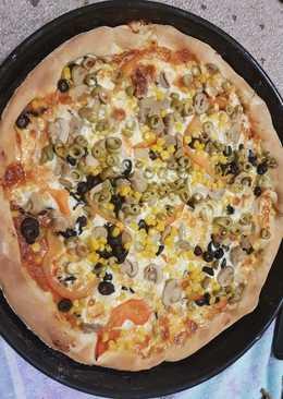 حولو 😘 نوعين بيتزا